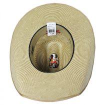 Jax 15X Shantung Straw Western Hat alternate view 4