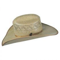 Jax 15X Shantung Straw Western Hat alternate view 15