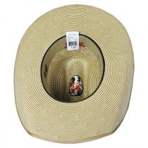 Jax 15X Shantung Straw Western Hat alternate view 20