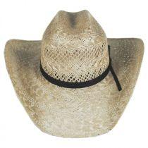 Kace 10x Sisal Straw Western Hat alternate view 10