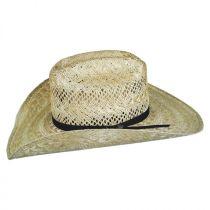Kace 10x Sisal Straw Western Hat alternate view 15