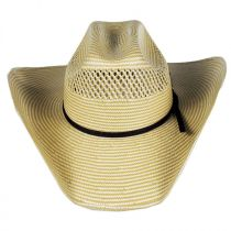Cassius 7X Toyo Straw Western Hat alternate view 6