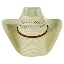 Fields Toyo Straw Western Hat alternate view 6