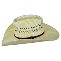 Fields Toyo Straw Western Hat alternate view 7