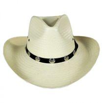 Kent Toyo Straw Western Hat alternate view 6