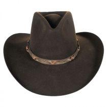 Navarro Wool Felt Western Hat alternate view 8
