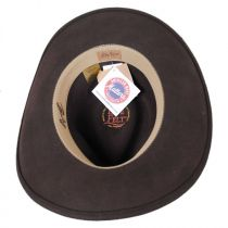 Recoil Crushable Wool LiteFelt Western Hat alternate view 12