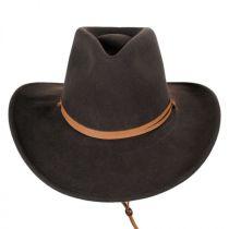Joe Eder Wool LiteFelt Western Hat in