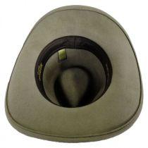 Broken Arrow Wool Felt Western Hat in