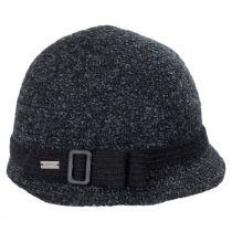 Maya Knit Cloche Hat in