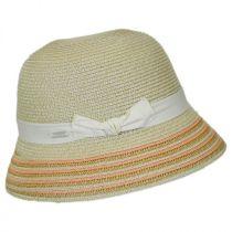Tricia Straw Cloche Hat alternate view 4