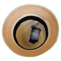 Tricia Straw Cloche Hat alternate view 5
