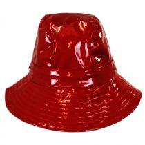 Patent Rain Trilby Hat in