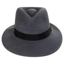 Ammon Wool Felt Teardrop Fedora Hat alternate view 6