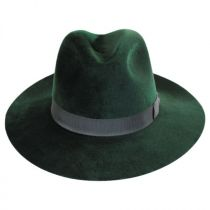 Lydon Fur Felt Fedora Hat in