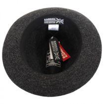 Snap Mylo Wool Felt Fedora Hat in