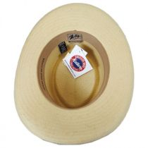 Rockett Raindura Straw Gambler Hat alternate view 4