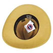 Derian Toyo Straw Outback Hat in
