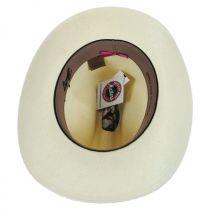 Guthrie 7X Shantung Straw Western Hat alternate view 12