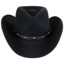 Rider Wool LiteFelt Western Hat in