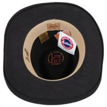 Caliber Wool LiteFelt Western Hat in