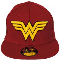 DC Comics Wonder Woman 9FIFTY Snapback Baseball Cap in
