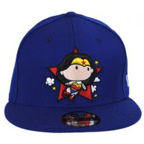 DC Comics Wonder Woman Chibi 9FIFTY Snapback Baseball Cap in