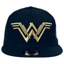 DC Comics Wonder Woman 2017 9FIFTY Snapback Baseball Cap in