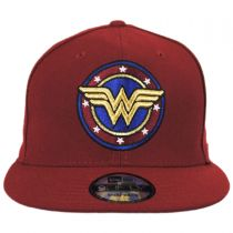 DC Comics Wonder Woman Shield 9FIFTY Snapback Baseball Cap alternate view 2