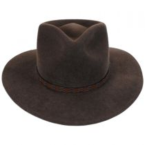 Pathfinder Crushable Wool Felt Outback Hat in