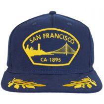 San Francisco Snapback Baseball Cap in