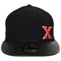 Xolos Small X 59FIFTY Fitted Baseball Cap in