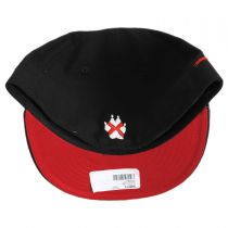 Xolos Small X 59FIFTY Fitted Baseball Cap alternate view 4