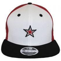 Xolos Star 9FIFTY Snapback Baseball Cap alternate view 2