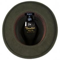 Messer Wool Felt Fedora Hat alternate view 4