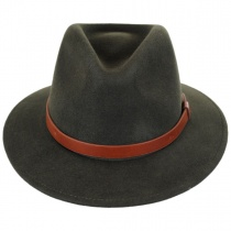 Messer Wool Felt Fedora Hat alternate view 6