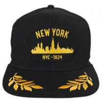 New York Snapback Baseball Cap alternate view 2