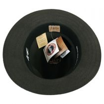 Browtine Wool LiteFelt Safari Fedora Hat in