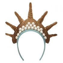 Mermaid Crown Headband alternate view 3