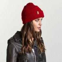 Elena Cuff Knit  Beanie Hat in