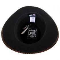 Blanket Barclay Wool LiteFelt Fedora Hat in