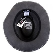Blanket Barclay Wool LiteFelt Fedora Hat in