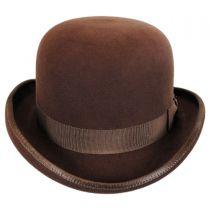 Reinsman Wool Felt Derby Hat in