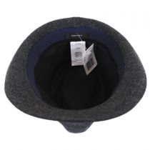 Pre-Snap Wool Blend Trilby Fedora Hat in