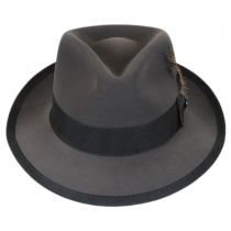 Whippet Fur Felt Fedora Hat alternate view 47