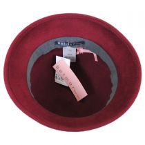 Alcott Wool Felt Cloche Hat alternate view 8