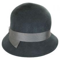 Alcott Wool Felt Cloche Hat alternate view 10