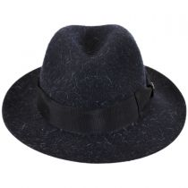 Lapinou Wool Felt Fedora Hat alternate view 2
