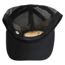 Black Sheep Mesh Trucker Snapback Baseball Cap alternate view 4