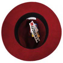 Hunter Wool LiteFelt Fedora Hat in